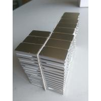 China N42 30*10*5mm Strong Rare Earth Permanent Nickel Block Neodymium Magnet on sale
