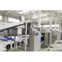 Buy cheap 304 Stainless steel Industrial Pita Production Line For 15 cm Diameter Pita Bread from wholesalers