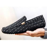 China Europe Style Loafer Slip On Shoes Fashion Rivets Wedding Party ROSH Certification wholesale