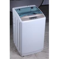 China Compact High Efficiency Top Load Washing Machine Plastic Body Gray Color For Family Use wholesale