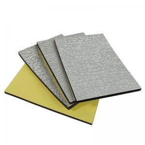China 19mm XPE Construction Heat Insulation Foam 1000 - 1200mm Width Light Weight wholesale