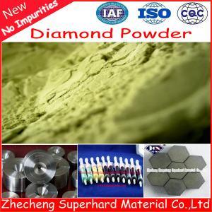 China Diamond Powder for Diamond Lapping Paste on sale