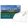 Buy cheap PET plastic lenticular printing 3D postcards manufacturer 3D postcards supplier from wholesalers