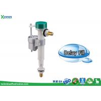 "China Dual Entry Cistern Inlet Valve With 3/8"" Bsp For Toilet Cistern Part Replacement wholesale"