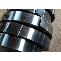 China Light Industry Spring Steel Strip , Thick 0.15 - 3.0mm Sprung Steel Strip wholesale