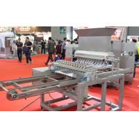 China High Efficiency Cookies Depositor Machine Robust  Structure Easy Operate With 12 Nozzles wholesale