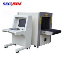 China Multi Energy X Ray Body Scanner 6550 For Transport Terminals / Prison Security Check on sale