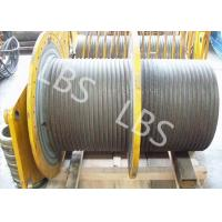 China Custom Made Heavy Windlass Hoist Hydraulic Hoist Winch Steel Wire Rope wholesale
