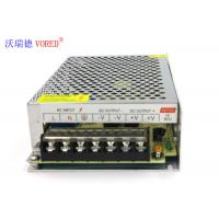 China 12 Volt 5A CCTV Power Supply With Metal Case Over Current Protection wholesale