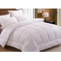 China Hotel Bedding Duvet Collection 100% Goose Cotton Solid Color Customize Size wholesale