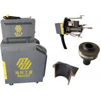 China Hand carried automatic tube welding machine with buttons and DC power supply for tube and tubesheet weldings on sale