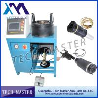 Quality Automatic And Manual Crimping Machine For Hydraulic And Pneumatic Suspensions for sale