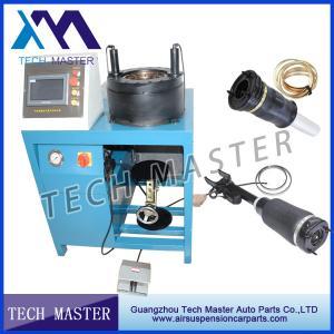China High Pressure Hydraulic Hose Air Suspension Crimping Machine For Repairing Air Suspension Air Spring wholesale