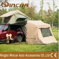 China Simple convenient easy to build tent and Awning car camping side tent wholesale