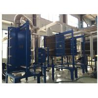 Buy cheap Electric Water To Water Plate Heat Exchanger For Maltose Concentration High PHE from wholesalers