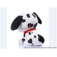 Bluetooth Speaker Dalmatian Soft Toy Doll Hands Free Bluetooth Speaker