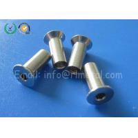 China Precision Musical Instrument Parts Stainless Steel Fasteners Customized wholesale