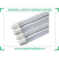 China 4FT T8 LED Tube Light Lamp Single End Power With 96pcs Epistar 2835 SMD Chip wholesale