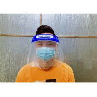 China Anti Fog Isolation Protective Face Shield Personal Protection Equipment wholesale