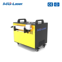 China Environment Friendly Non Contact 100W Laser Derusting Machine wholesale