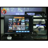 China Digital 6D Cinema Equipment with Professional Computer Control System wholesale