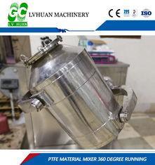 China Auto Rolling Heat Sealing PTFE Machining , Membrane Making Machine Ends Cutting wholesale