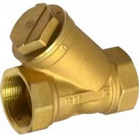 China API Standard Y Type Non Return Check Valve Automatic Flow Control Easy Maintenance wholesale