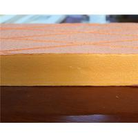 China Low Inner Stress Extruded Polystyrene XPS Insulated Board 26-53kg/M³ wholesale