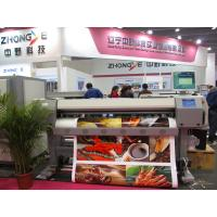 Quality cheapest eco solvent printer with 1.8m for sale