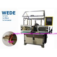China automatic Armature winding machine for the hook commutator , armature coil winding machine wholesale