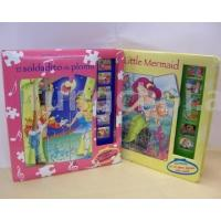 China PUZZLE BOOK FOR LEARNING wholesale
