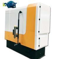 Buy cheap High efficiency energy saving indoor wood chip boiler for sale from wholesalers