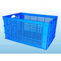China Industrial Full Automatic 380V 50HZ Electrical Crate Washer For Food Factory wholesale