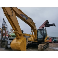 Buy cheap Used Cat Excavator CAT 320C Hydraulic Crawler Excavator For Sale from wholesalers