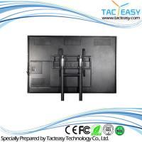 China 4K Resolution LED Interactive Touch Screen Monitor Dual System For Business wholesale