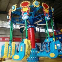 China Airborne Shot Model Flying Chair Ride 1 Year Warranty With FRP And Steel Material wholesale