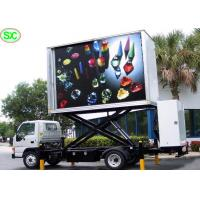 China Advertising 3G Controller SMD P5 Mobile Truck LED Display High Resolution wholesale