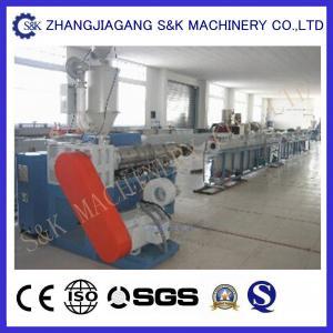 China Precision Ppr Ppr Pipe Extrusion Machine Plc Control Schneider Electric wholesale