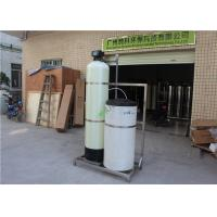 China RO Water Softener FRP Material / Reverse Osmosis Water Softener Whole House on sale