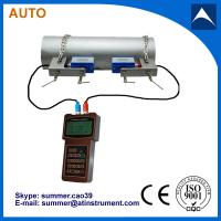 China low cost clamp on type handheld ultrasonic flow meter manufacturer wholesale