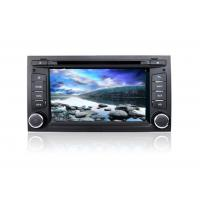 China 2 Din Car DVD Volkswagen GPS Navigation System Quad Core Android For Seat Leon wholesale