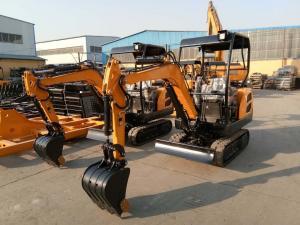 China 1.8ton Earth Excavation Machine wholesale