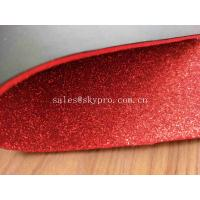 China A4 Size Glitter Sparkling Foam Insulation Sheets / Custom Goma Foamy Sheets wholesale