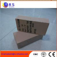 Buy cheap Light Weight Refractory Clay Bricks , Insulating Fire Brick For Industrial Kiln from wholesalers