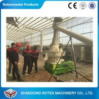 China CE Approved  Vertical Ring Die Beech Wood Press Pellet Machine for Sales wholesale