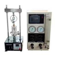 China Precision Hardness Testing Machine Strain Controlled Triaxial Apparatus on sale