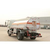 China Sinotruk Light Duty Commercial Trucks / 4×2 Fuel Delivery Truck 6 Wheels wholesale