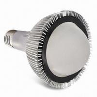China LED Spotlight Bulb, 0.5 to 0.62 Power Factor, CE/TUV/UL Certified, RoHS Directive-compliant wholesale