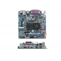 China Intel Dual-Core C1037U CPU Industrial computer Motherboard Support VGA / LVDS / DVI wholesale