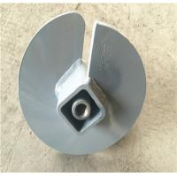 Quality Steel Q345 Material Helical Ground Anchors With 10000 Ft/Lb Socket Drive Power for sale